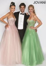 Jovani 88353.  Available in Black, Light Green, Light Pink, White
