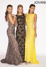 Jovani 74194.  Available in Aqua, Black, Champagne, Charcoal, Coral, Red, White, Yellow