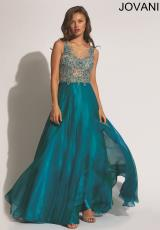 Jovani 88648.  Available in Teal