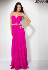 Jovani Sweetheart Chiffon 159764 Prom Dress 2014