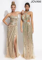 Jovani 88320.  Available in Champagne