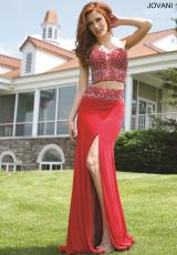 Jovani 94221.  Available in Red, Turquoise, White