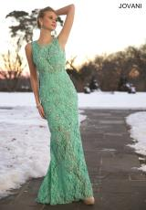 Jovani 93434.  Available in Charcoal, Mint