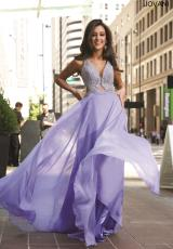 Jovani 22169.  Available in Blush, Periwinkle, White