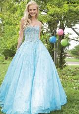 Jovani 23164.  Available in Turquoise, White