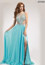 Jovani 98535.  Available in Blue, Lilac, Royal