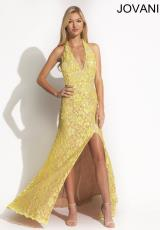 Jovani 90561.  Available in Black, Champagne, Charcoal, Lime