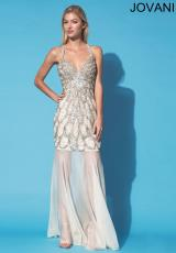 Jovani 90244.  Available in Aqua, Light Yellow
