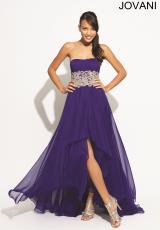 2014 Jovani Flowy Skirt Prom Dress 74114