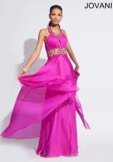 Jovani 73030.  Available in Black, Fuchsia