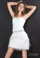 2012 Sweetheart Jovani Homecoming Dress 5581