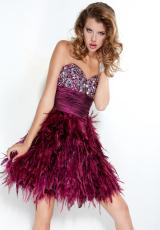 2012 Beaded Bust Jovani Homecoming Dress 6366
