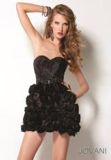 2012 Strapless Jovani Homecoming Dress 7511