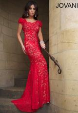 2014 Jovani Fitted Silhoutte Prom Dress 77553