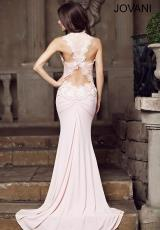 2014 Jovani Jersey Skirt Prom Dress 90635