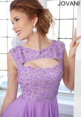 2014 Jovani Lace Top Prom Dress 92210