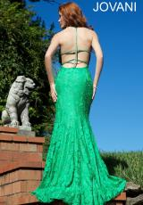 Jovani 93140.  Available in Blush, Emerald