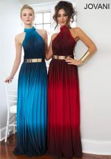 Jovani 93543.  Available in Blue, Purple, Red