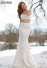 2014 Jovani Two Piece Prom Dress 93781