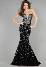 Jovani 944.  Available in Aqua, Black, Blush, Fuchsia, White