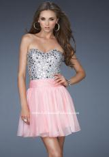 Short 2013 La Femme Prom Dress 17953