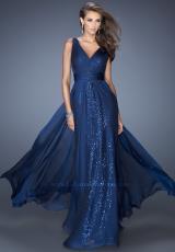 Beautiful 2014 La Femme Prom Dress 19631