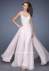 High Neckline 2014 La Femme Prom Dress 19871