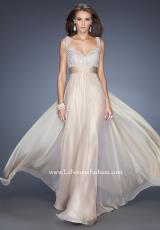 La Femme 20203.  Available in Black, Blush, Nude, Powder Blue
