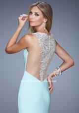 La Femme 21111.  Available in Black, Hot Coral, Indigo, Ivory, Light Mint