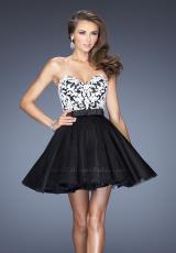 Sweetheart 2014 La Femme Prom Dress 20201