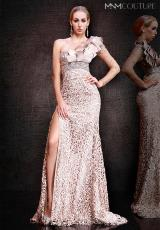 MNM Couture 8027.  Available in Gold