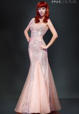 2014 MNM Couture Mermaid Prom Dress 8283