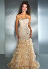 MacDuggal 7242M.  Available in Ice Blue, Nude
