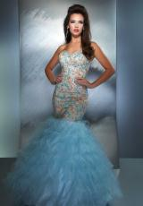 MacDuggal 81752M.  Available in Ice Blue/Nude, Lilac/Nude