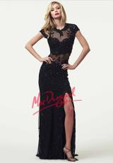 MacDuggal 1903M.  Available in Black, Ice Pink, Ivory