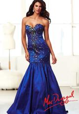 2014 MacDuggal Beaded Prom Dress 48057H