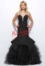 MacDuggal 48184R.  Available in Black, Champagne
