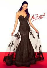 2013 MacDuggal Gorgeous Lace Prom Dress 50107R