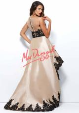 MacDuggal 61993R.  Available in Nude/Black