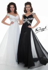2013 Ruched MacDuggal 64402M Homecoming Dress
