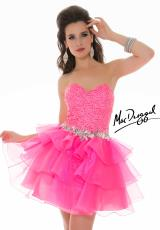 2013 MacDuggal Cocktail Sweetheart Dress 76539N