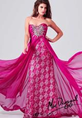 MacDuggal 78437M.  Available in Ice Blue, Ice Pink, Light Mocha, Lilac, Magenta, Ocean