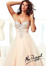 2014 MacDuggal Corset Top Prom Dress 81964H