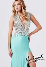 MacDuggal 85254M.  Available in Aqua/Silver, Neon Pink