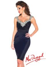 MacDuggal Cocktail 76544R.  Available in Black, Red