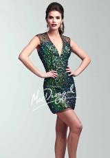 2014 MacDuggal Cocktail Dress 85394T