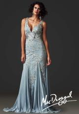 2014 MacDuggal Couture Lace Prom Dress 61713D