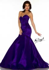 MacDuggal Couture 81954D.  Available in Red, Royal Purple
