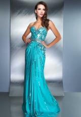 2013 MacDuggal Couture A line Prom Dress 85149D