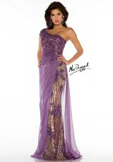 MacDuggal Couture 85206D.  Available in Amethyst